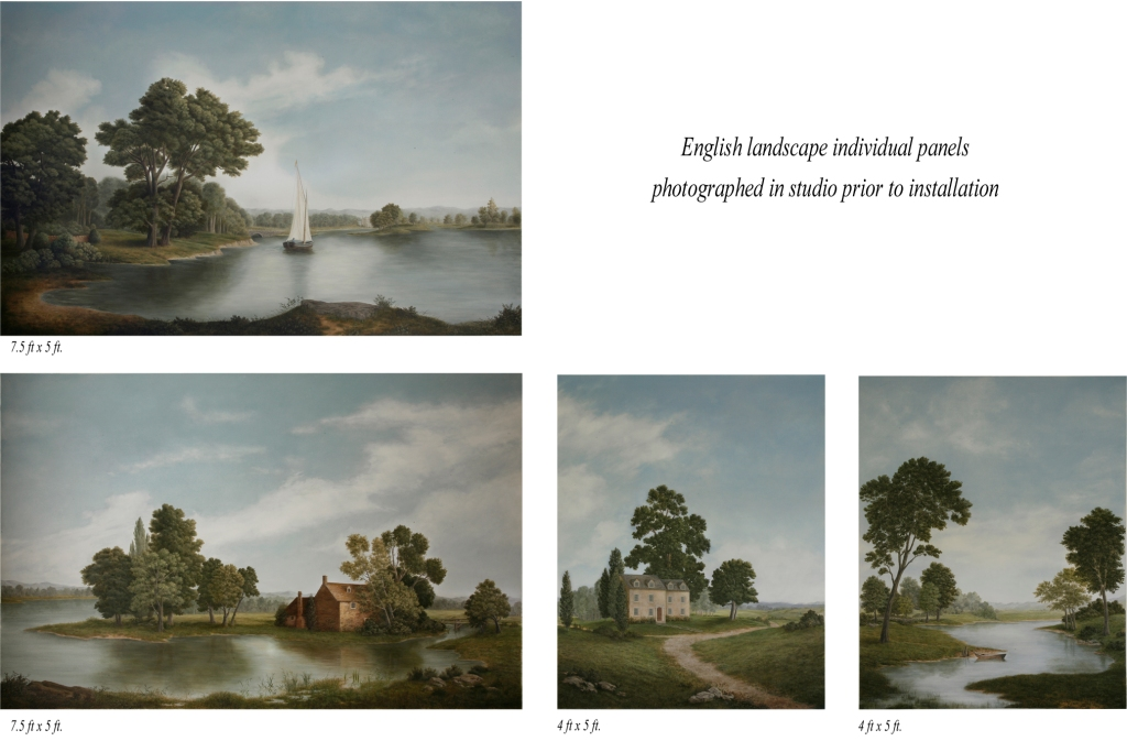 English landscape panels_wpl